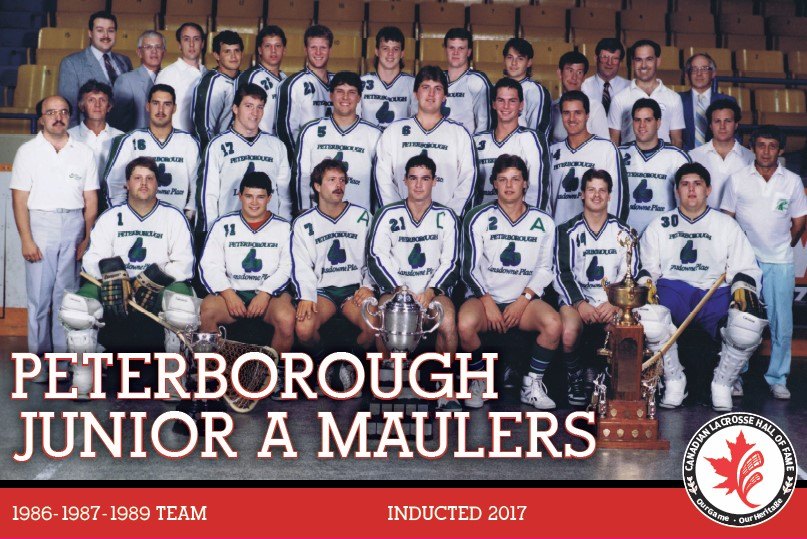 Peterborough Maulers - CLHoF