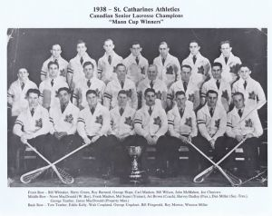 2005 St. Catharines Athletics 1938 I